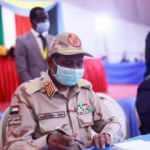 Mini Arko Minawi Darfur bölgesinin başkanı olarak atandı