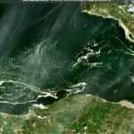 Marmara'daki tehlike uydudan görüntülendi