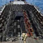 ABD, Umman Denizi'nde silah yüklü bir gemiye el koydu