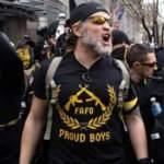 Terör örgütü ilan edilmişti! Proud Boys'un Kanada birimi kendini feshetti