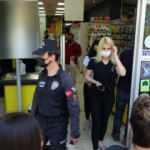 Edirne'de çocuklarıyla markete gidenlere ceza!