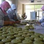 Edirne'de Osmanlı saray mutfağından tescilli tatlılara Ramazan'da talep arttı!