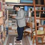 Kahramanmaraşlı kitap kurdu evinde 20 bin, iş yerinde ise 5 bin kitapla yaşıyor!