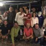 Fatih Portakal'dan kalabalık doğum günü partisi