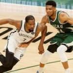 Giannis-Durant düellosuna sahne olan maçı Bucks kazandı