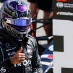 Hamilton 100. kez pole pozisyonunda