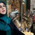 HDP'li vekilden skandal Mescid-i Aksa paylaşımı