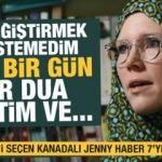İslamiyet'i seçen Kanadalı Jenny evinin kapılarını Haber7'ye açtı