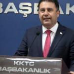 KKTC Başbakanı Saner kendisini karantinaya aldı
