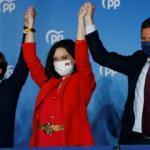 Madrid'deki yerel parlamento seçimlerini sağ görüşlü Halk Partisi kazandı