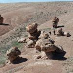 Mantar kayalar hem görüntüleriyle hem hikayesiyle şaşırtıyor