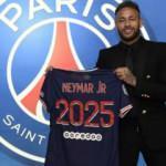 Neymar resmen açıklandı! 4 yıllık imza