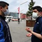 Polisten İranlı turiste ceza! Sen de evinde oturacaksın