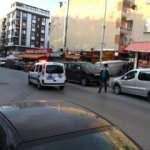 Sultangazi'de silahlı saldırı: Seyir halindeki araca ateş açıldı
