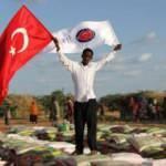 TİKA Gabon'da 440 ihtiyaç sahibine gıda yardımı yaptı
