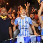 Adana Demirspor taraftarının şampiyonluk coşkusu