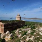 Van Gölü'nün tarih kokan adası: Çarpanak