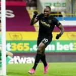 West Ham, deplasmanda Burnley'i mağlup etti