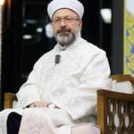 Ali Erbaş'tan bayram namazı açıklaması!