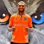 Başakşehir'de Junior Fernandes gönderildi