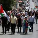 Batı Şeria'daki Nekbe'nin 73'üncü yılı gösterisine müdahale: 13 yaralı