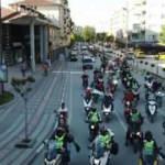 Bursa'da Filistinlilere destek için 1500 araçlık konvoy