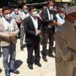 Bursa'da İsrail'in saldırılarında şehit olanlar için gıyabi cenaze namazı kılındı