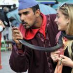 Fas'ın ''Halaka sanatçıları'' yüzlerce yıllık tarihi yaşatıyor