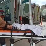 İkinci kattan koltuk üzerine düşen minik Sara, hafif yaralandı