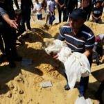 İsrail'in saldırılarında 34 çocuk şehit oldu