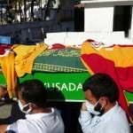 Kalp krizi geçiren taraftar son yolculuğuna Galatasaray formasıyla uğurlandı