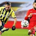Kayserispor - Fenerbahçe! Muhtemel 11'ler