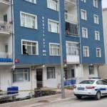 Kırşehir'de 4 katlı apartman, 'mutant virüs' nedeniyle karantinaya alındı