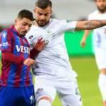 Konyaspor - Trabzonspor! Maçta ilk yarı
