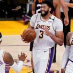 Los Angeles Lakers, Davis'in 42 sayısıyla kazandı