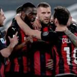 Milan, Juventus'u 3 golle yıktı