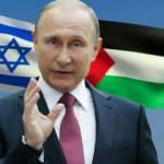 Rusya'dan İsrail ile Filistin'e sürpriz teklif
