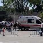 Sarıyer'de mahalledeki kavga hastanede devam etti; polis havaya ateş açtı