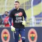 Süper Lig maçlarında Filistin unutulmadı