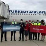 THY'nin İstanbul-Strazburg seferleri başladı