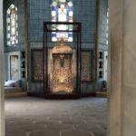 """Topkapı Sarayı'nın """"Merasim tahtları"""" ziyarete açıldı"""