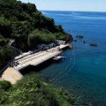 Turizm başkentinin mavi bayraklı plajları sezona hazır