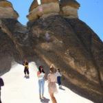 Ukraynalılar hayran kaldı: Kapadokya rüya gibi