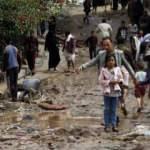 Yemen'deki sel felaketlerinde 41 bin kişi zarar gördü