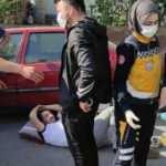 Yol verme kavgasında 5 kişi yaralandı