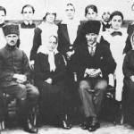 19 Mayıs'a özel arşiv fotoğraflarıyla Atatürk