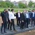 AK Partili Maviş: Gerze'ye yapılan yatırımlar saymakla bitmiyor