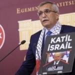 AK Parti'li Subaşı: Terörist İsrail'in insanlık dışı eylemleri cezasız kalmamalı