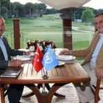 Bakan Çavuşoğlu, BM Libya Özel Temsilcisi Kubis ile görüştü