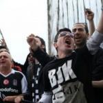 Beşiktaş taraftarı, Brooklyn Köprüsü'nde şampiyonluk kutladı!